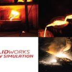 Curso Solidworks Flow Simulation para hornos
