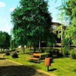 Diseño BIM 3D de Jardines y Espacios Públicos