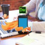Diseño de un sitio web profesional con HTML y efectos CSS