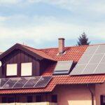 Instalación solar para suministro de ACS para viviendas