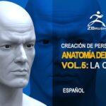 Master 3D, de Cero a Héroe Vol.5: Anatomía de la Cabeza