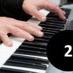Aprendizaje de ritmos en el piano Vol.2: Balada