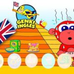 Inglés para Niños - Nivel 10 Jumbo (Genki Inglés)