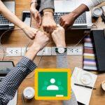 Diseña un curso en google classroom